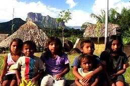 Amazonas Kinder
