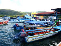 Hafen von Mochima