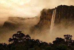 Welthöchster Wasserfall in Venezuela