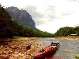 Tour zum Angelfall in Canaima