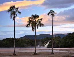 Canaima Laguna im südamerikanischen Venezuela