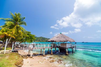 Karibik bei Santa Marta