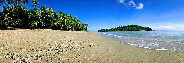 Die Isla Gorgona in Kolumbien