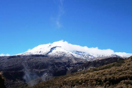 Los Nevados in Kolumbien