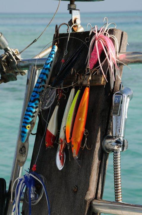 Angeln in der Karibik