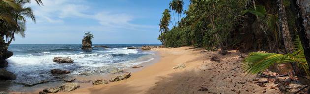 Karibikküste in Kolumbien