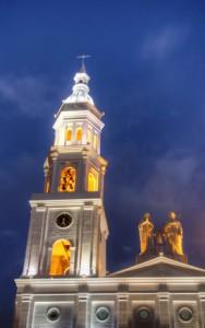 Sagrada Familia Kathedrale in Santander