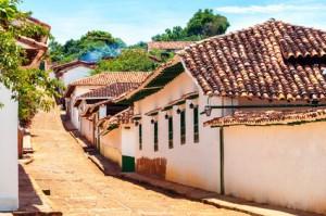 Barichara in Kolumbien