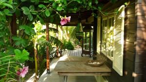 Unterkunft Bamboo Bali in Bonaire