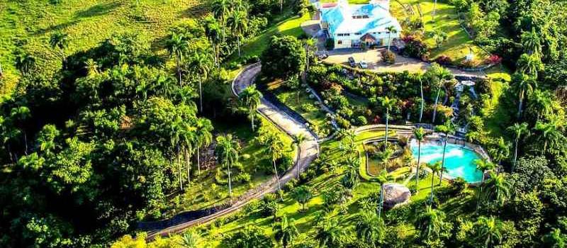 Grüne Oasis Villa Charming Chalet