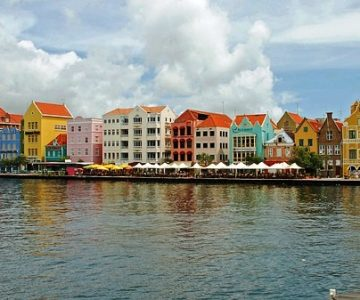 Punda in Willemstad