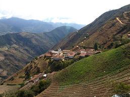 Tour in die Los Nevados