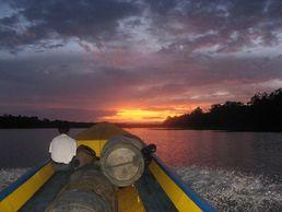 Unterwegs im Orinoco Delta Venezuelas