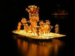 Goldmuseum in Bogota bei einer Kolumbien Erlebnisreise