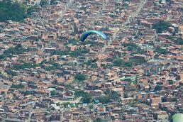 Medellin von oben erleben