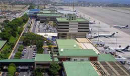 Venezuelas größter Flughafen in der Landeshauptsstadt Caracas
