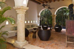 Hotel Quadrifolio in Kolumbien