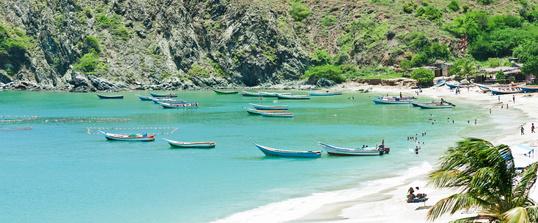 Karibikküste in Venezuela