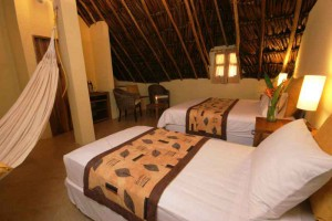 Tapuy Lodge in Canaima