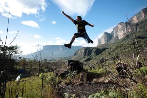 Besteigung des Roraima
