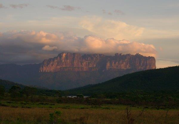 Trekking auf den Auyan Tepui in Venezuela
