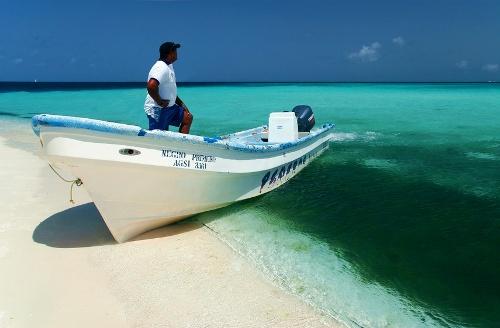 Privatboot für das Kitesurfabenteuer in Los Roques