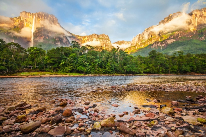 Angelfall in Canaima