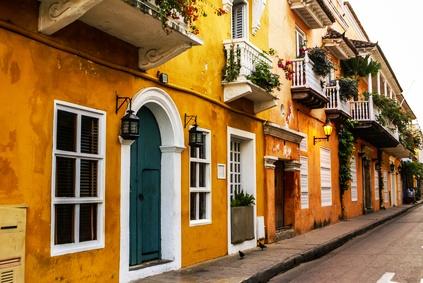 Die Altstadt Cartagenas erleben
