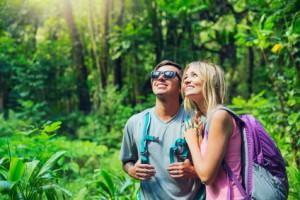 Trekking im Amazonas Kolumbien