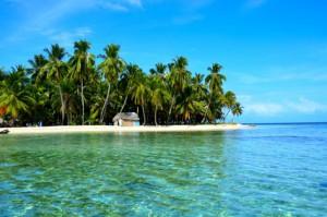 Trauminsel in der Karibik
