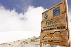 Los Nevados Nationalpark in Kolumbien