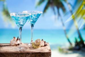 Cocktail Curacao
