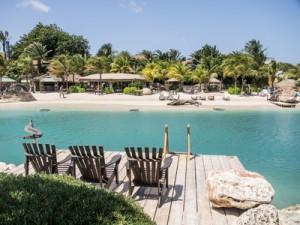Traumstrand auf Curacao
