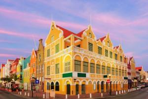 Willemstad in der Karibik