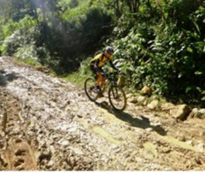 Mountainbiketour Domrep