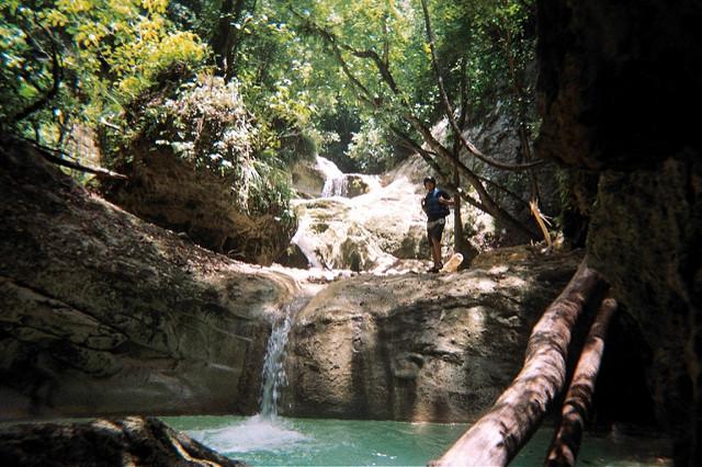 Damajagua Wasserfall