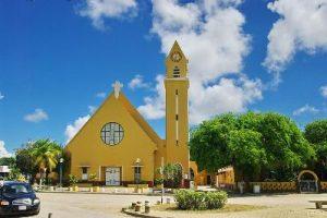 Katholische Kirche St. Bernardus auf Bonaire