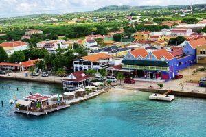 Kralendijk in Bonaire