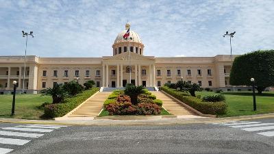 Sehenswürdigkeiten Dominikanische Republik-Präsidentenpalast